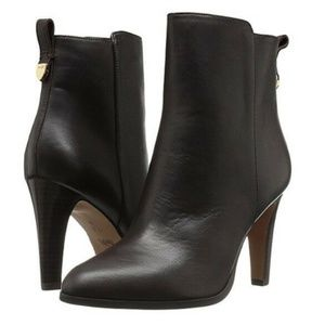 Coach Jemma Ankle Boots Leather